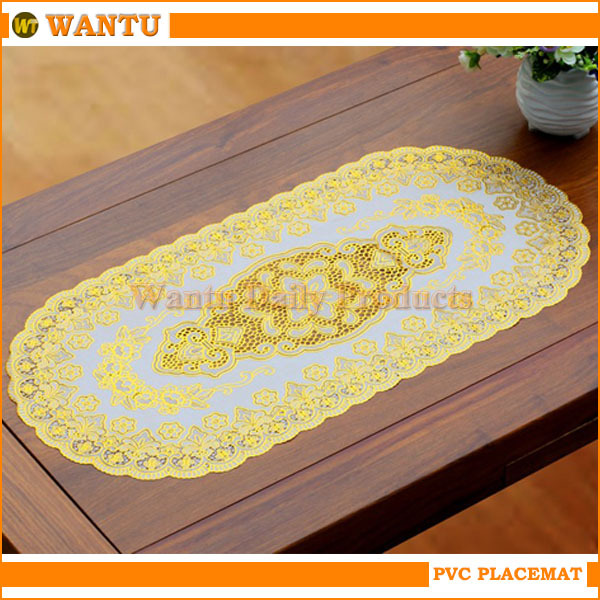 Yiwu PVC Coated Table Cloths, Fucun Placemats, Shentangwu Rubber Mat