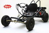 Single Seat Go-Kart with water cooling 168CC Engine GC1688