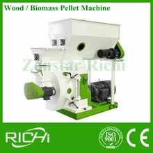 Pellet Making Machine / 0.2-4T/H CE Certification Ring Die 220V Wood Pellet Mill