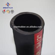 Cheap polyester reinforced heat proof multi-function synthetic rubber oil bunker hose bulk