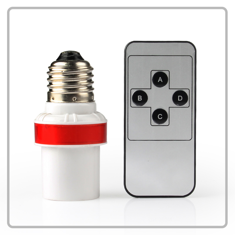 New product electric lamp holder 60W remote control lamp holder