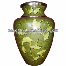 Wholesale P156 Good and Cheap Cloisonne Cremation Urn/Jar/Containers