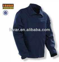 Welding Jacket / Work Shop Jacket Flame Retardent Cotton Drill - size S - XXXL