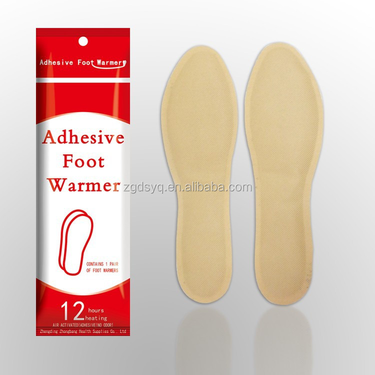 12hours disposable insoles for shoes insoles heating