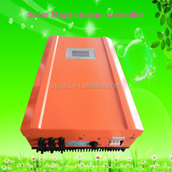Solar Charge Controller 192v 40a 5KW off grid solar system mppt charge controller high voltage solar charge controllers