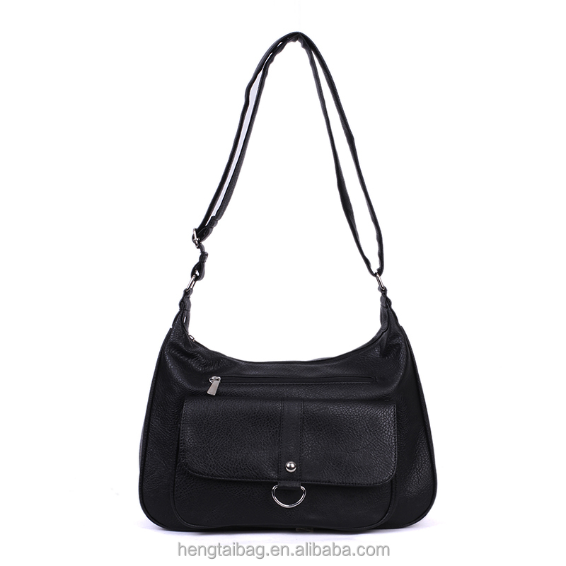2015 Latest Design Bags Woman Wholesale Fashion PU Leather Handbag Made In China