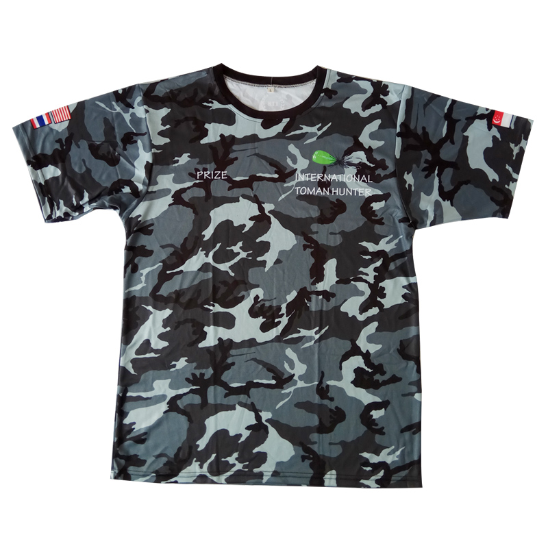 100% polyester dry fit all over printed custom design sublimation t shirts wholesale