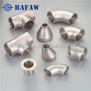 carbon steel butt welding pipe fitting manufacturer