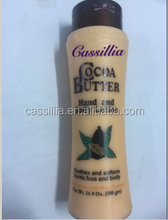 COCOA nut herbal beauty white cream hand and body lotion africa market hot sale