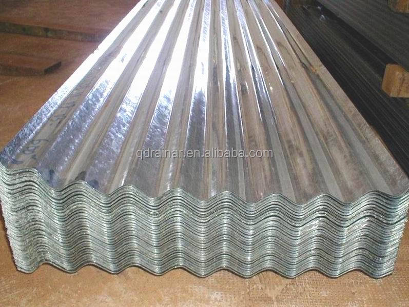 0.15-0.30mm cold-roll corrugated steel sheet plate