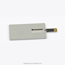 Custom LOGO Card Style USB pen drive 2.0 usb memory disk 1GB TO 32GB
