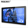 Chinese manufacturer 22 inch 16:9 widescreen multi-touch open frame screen with DC 12V