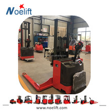 Electric Warehouse Equipment electric stacker & reclaimer with paper roll clamp