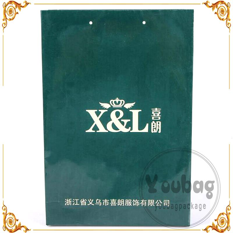 Hot sale machine made foil paper bag for chicken manufacturers