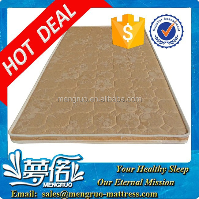 factory from China natural thin coconut palm mattress - Jozy Mattress | Jozy.net