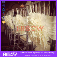 transparent resin chiavari chair for wedding/party/rental