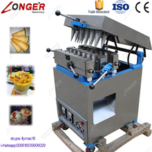 New Condition Top Quality Commercial Waffle Biscuit Cone Maker Pizza Cone Machine for Sale