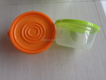 5 pcs set houseware foldable food container food grade