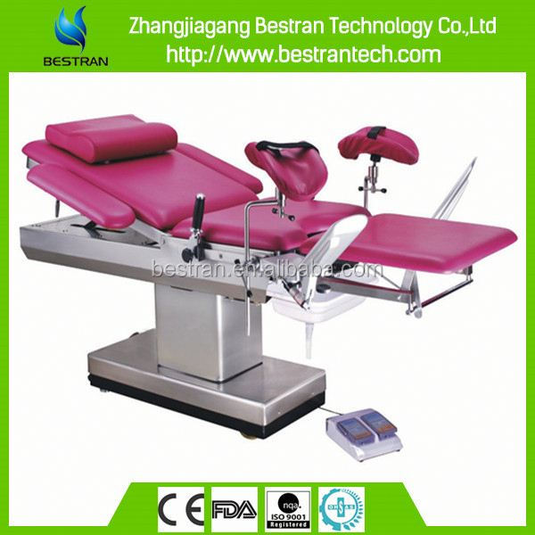 BT-OE003 With Waist grab handle,Filth basin cost gynecology surgical equipment factories