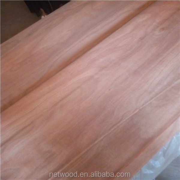 rotary cut 0.3mm AB face veneer/100% grade A KERUING FACE VNEEER/natural veneer with high quality veneer for plywood veneer