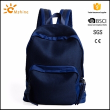 Promotional Hot Style Durable casual Lightweight Waterproof 100% cotton drawstring backpack