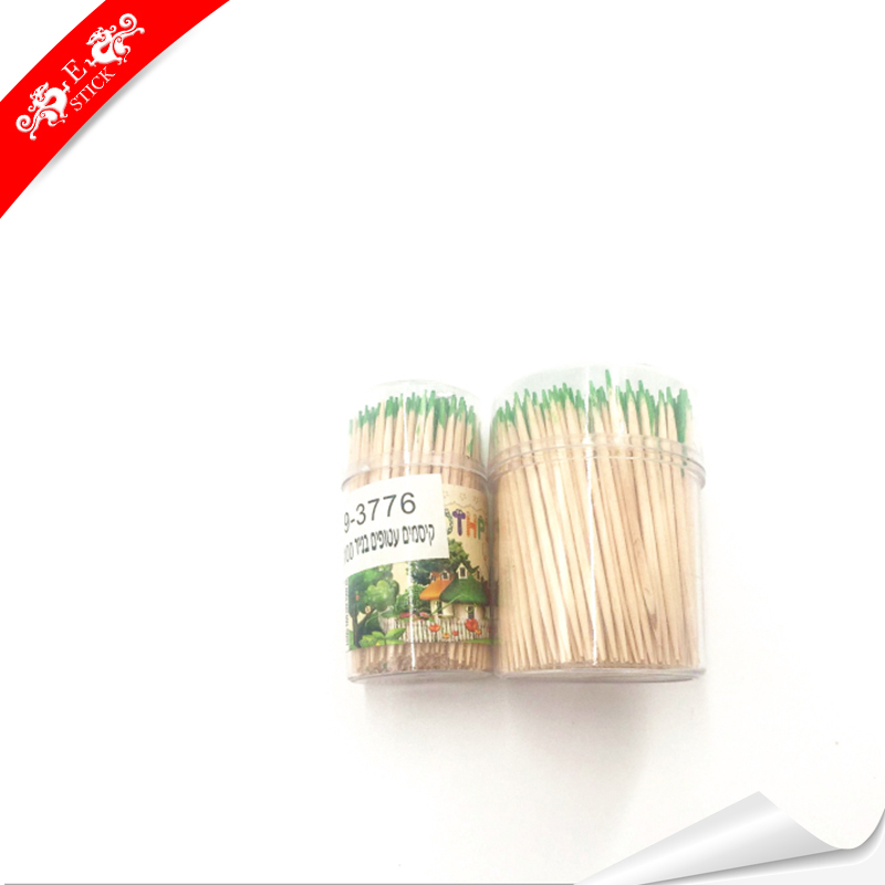 smooth sharp american flag toothpick with FDA