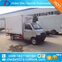 light 3MT changan refrigerated van/refrigerated vehicle