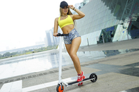 The Newest Style Aluminum 6.5INCH Wheel Strong Power Electric Folding Scooter