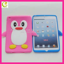 Cute shape silicone material case for ipad2/new ipad/ipad 4,waterproof case for ipad,OEM welcome