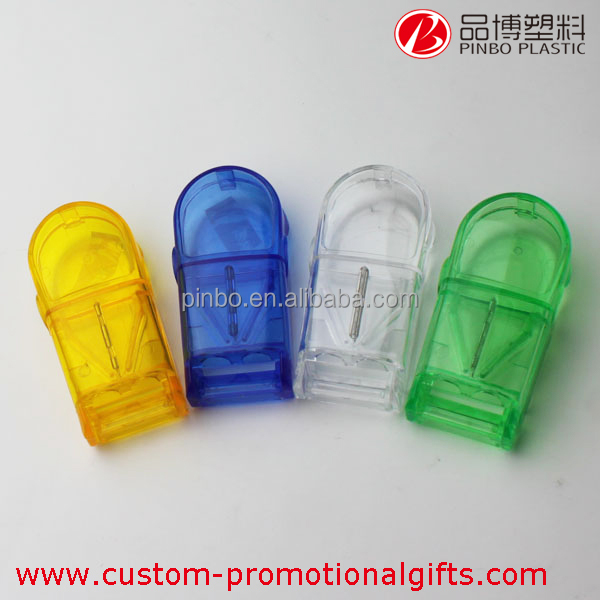 Pill Cutter Hot Selling,Custom Plastic Pill Cutter with box,Mini Pill Cutter