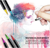 Hot selling Amazon 20 color Soft Flexible Real Brush Tip Water Marker+1 water pen watercolour pen set