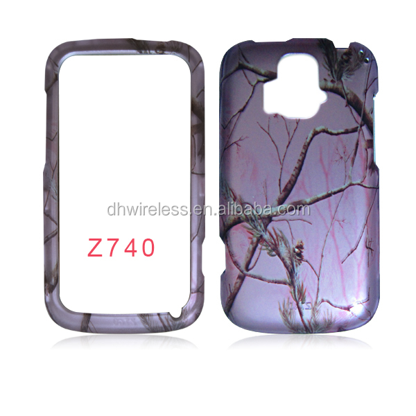 custom your own phone case water print 2d hard case For ZTE Radiant Z740