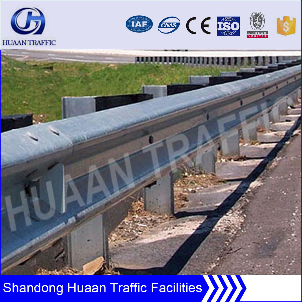 galvanized steel guard rail in low price
