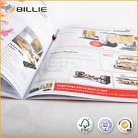 Buy China Food catalog printing / profession catalog printing in ...