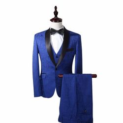 High Quality New Custom Business Men Indian Wedding Suits for Men
