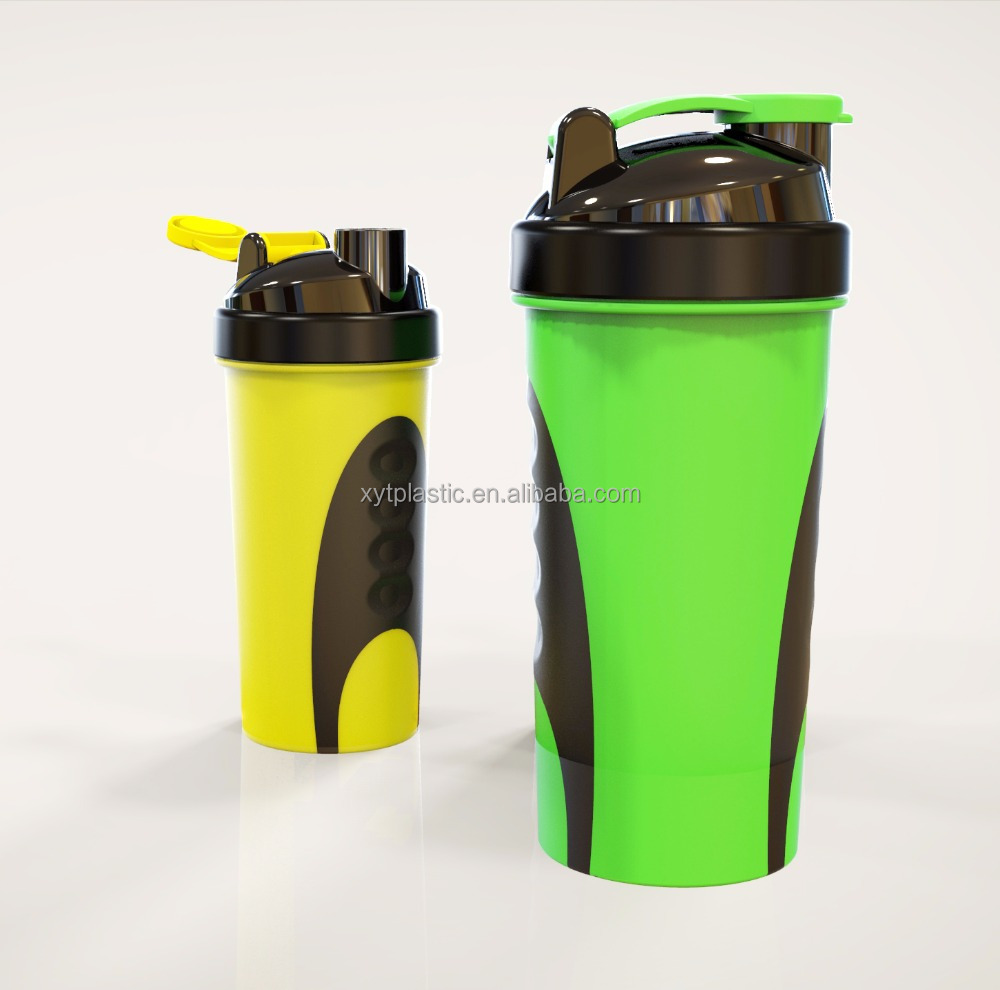 ideal protein shaker fitness sports bottle