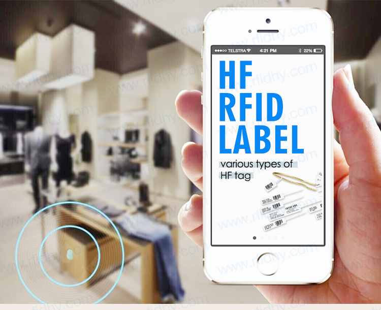 Hot Sell Rewritable Cheap RFID Mini NFC Tag