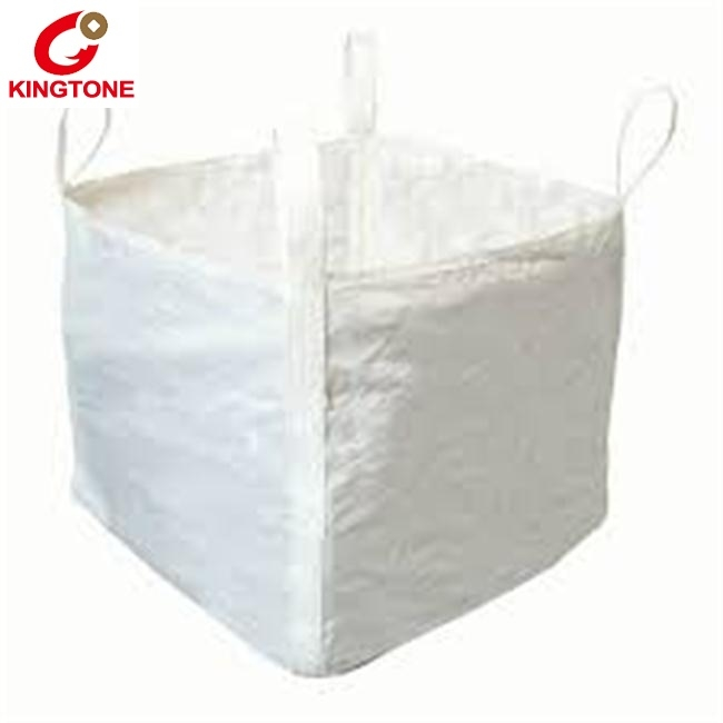 20ft container flexi jumbo bag specifications for firewood with side-seam loop