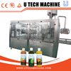5500BPH Juice Filling Machine/Juice Bottling Plant