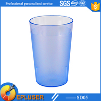 SD05 stocked single wall 8oz plastic cups logo beer