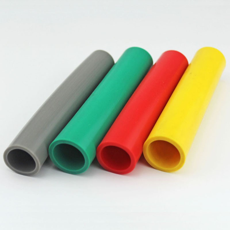 Cold shrink power engery silicone tube