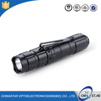 hot sale aluminum alloy small led torch light