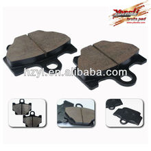 safety and quality aluminum brake caliper cover