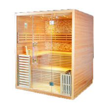 Physiotherapy steam sauna room for 4 person