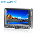 5 Inch Portable DSLR Camera HDMI SDI display small lcd video monitor with F970 Battery Plate