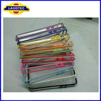 Colorful Simple Style For iPhone 5C Frame Bumper Case, For iPhone 5C Bumper Case