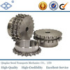 pitch50.8 15T C45 steel chain sprocket with hub 32B-2