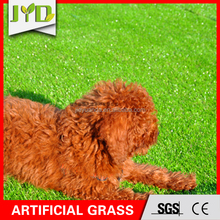 Soft feel natural-looking pet artificial grass / outdoor landscape synthetic turf