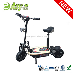 2016 hot selling 2000w bajaj electric scooter pass CE certificate
