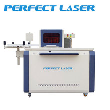 good features! iron led signs channel letter bending machine with servo motor